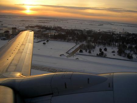 Aeroporto Borispol Febbraio