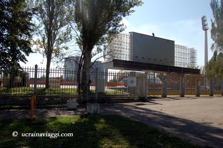 Lokomotiv ingresso
