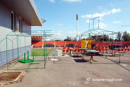 Lokomotiv Donetsk vista laterale